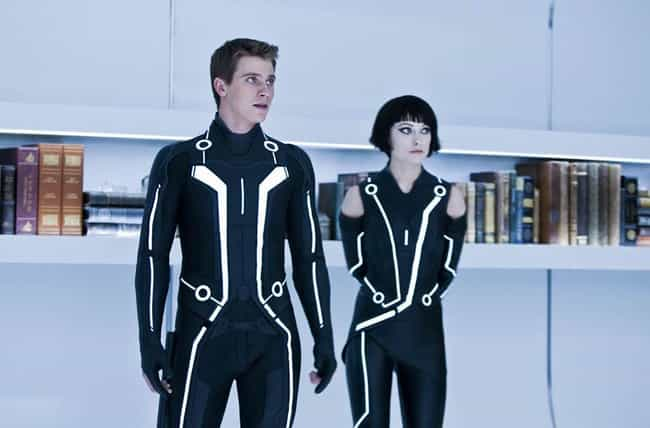 Sam And Quorra In 'Tron: Legac... is listed (or ranked) 1 on the list 12 Most Memorable Movie And TV Romances Between Humans And Machines