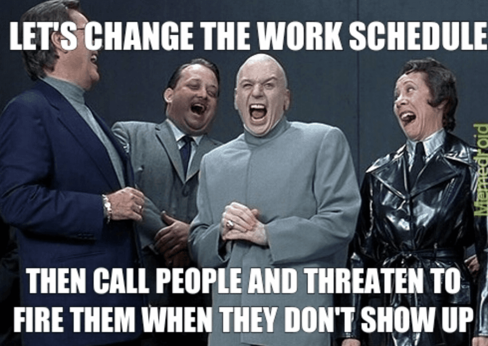 The Perfect Plan on Random Memes About Working In Food Service That Servers Will Crack Up At