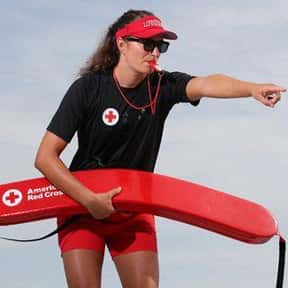 Lifeguard is listed (or ranked) 19 on the list The Best Jobs for College Students