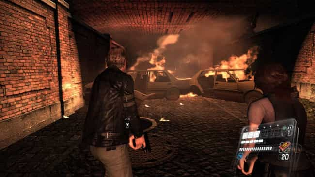 Survival Horror Fans Felt Ther... is listed (or ranked) 2 on the list Why Do Gamers Hate 'Resident Evil 6' So Much?