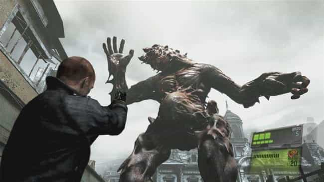 The Original Series Creator Ha... is listed (or ranked) 4 on the list Why Do Gamers Hate 'Resident Evil 6' So Much?