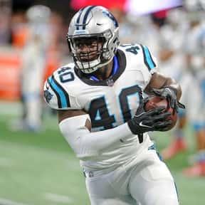 Alex Armah is listed (or ranked) 13 on the list The Best Carolina Panthers Running Backs of All Time