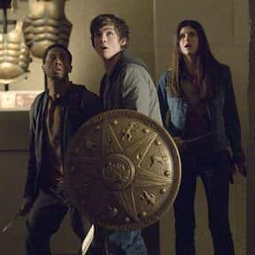 Annabeth, Grover, Percy is listed (or ranked) 13 on the list The Best Trios Of All Time