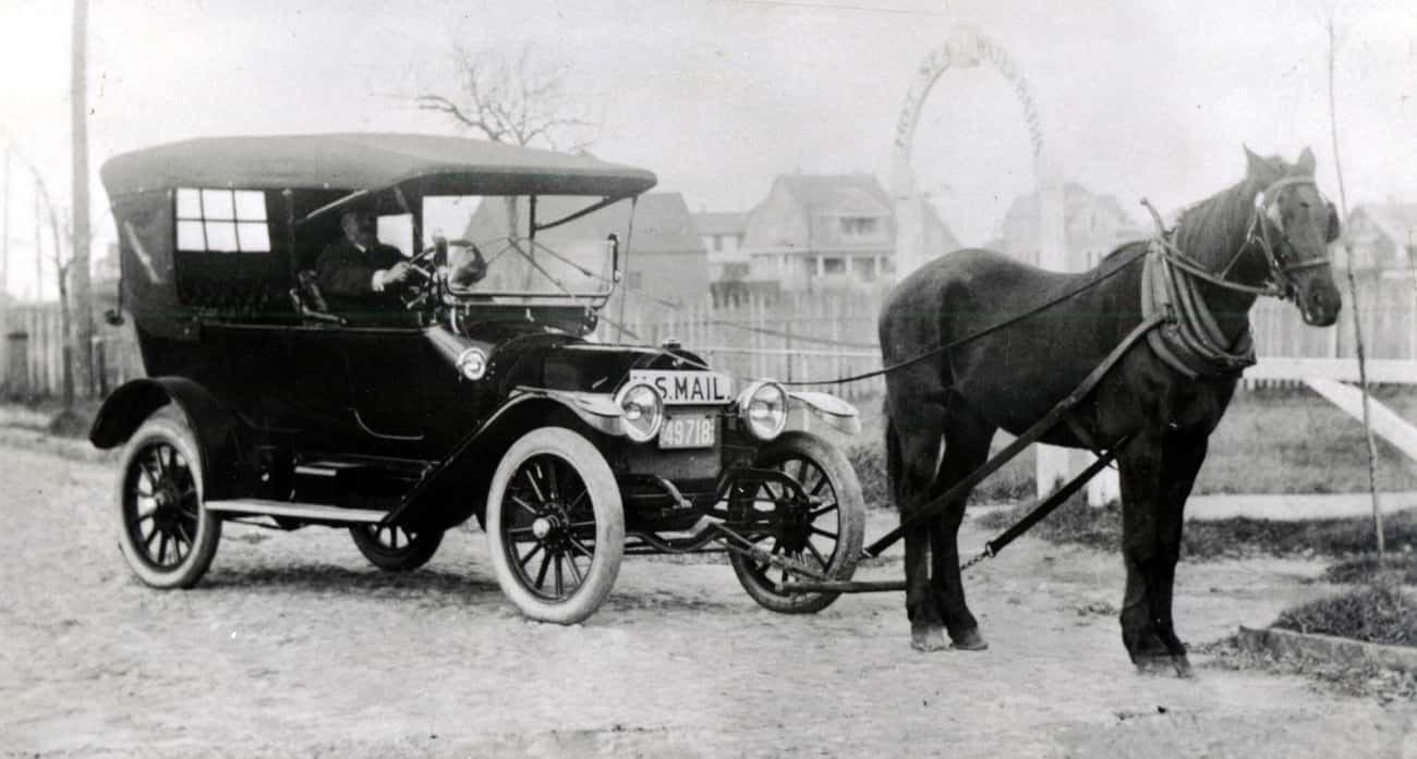 It Was A 22,000-Mile Trek When Horses Were Considered More Reliable Than Cars