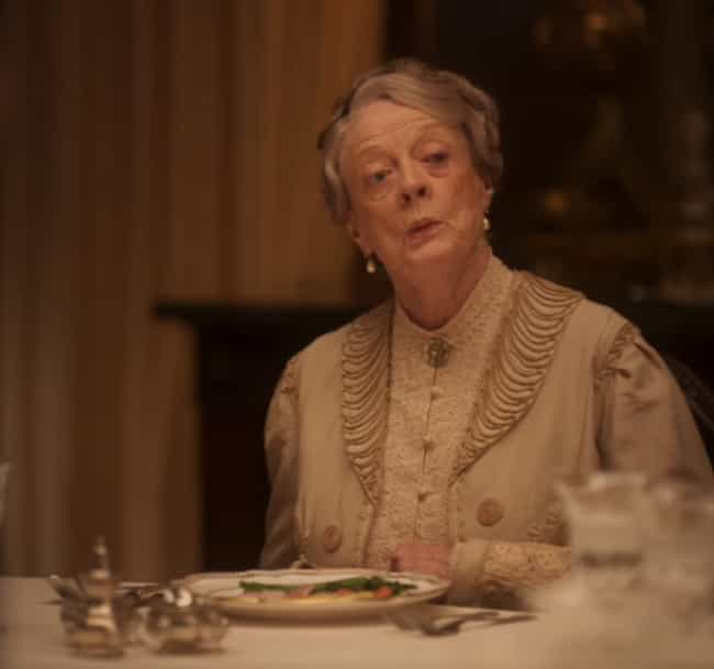 Put In A Word is listed (or ranked) 2 on the list The Most Memorable 'Downton Abbey' Movie Quotes