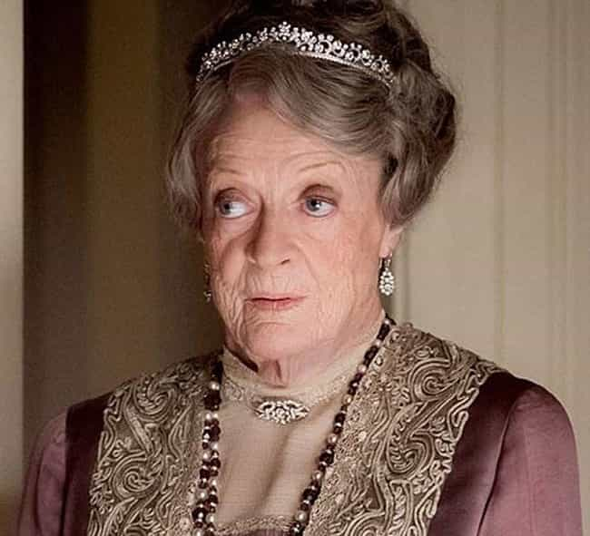 Sarcasm is listed (or ranked) 1 on the list The Most Memorable 'Downton Abbey' Movie Quotes
