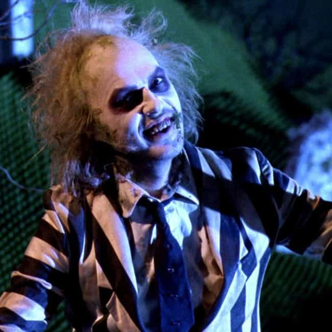 Think I'm Qualified is listed (or ranked) 1 on the list The Most Frighteningly Funny Quotes From 'Beetlejuice'