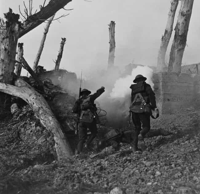 'In The Years That Have Passed... is listed (or ranked) 1 on the list WWI Soldiers Describe What It Was Like To Go 'Over The Top' In Trench Warfare