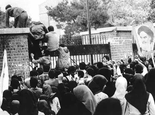 Iranian Students Stormed The U... is listed (or ranked) 1 on the list The True Story Behind The Movie 'Argo'