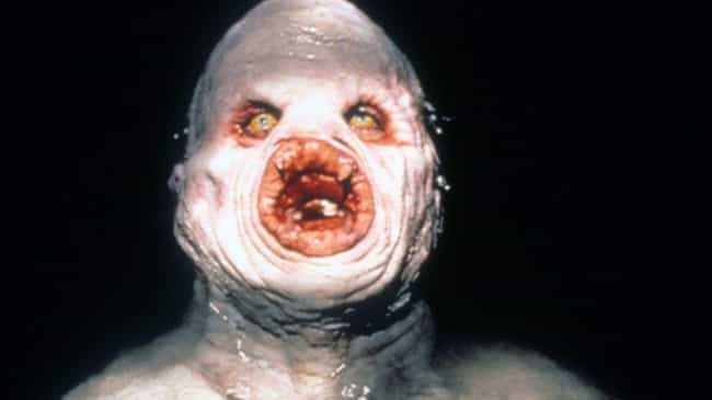 The Flukeman is listed (or ranked) 2 on the list The Scariest Monsters On 'The X-Files,' Ranked