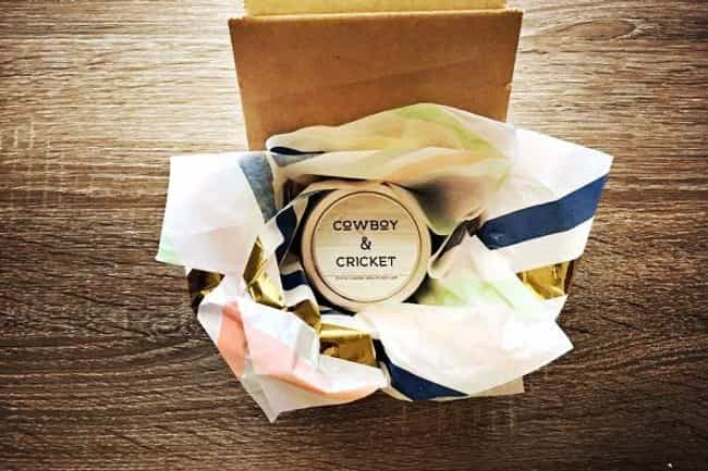 Cowboy & Cricket Can... is listed (or ranked) 1 on the list The Best Subscription Boxes For Candle Lovers
