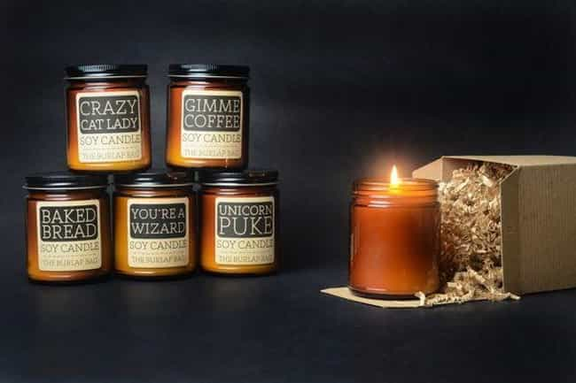 The Burlap Bag is listed (or ranked) 2 on the list The Best Subscription Boxes For Candle Lovers