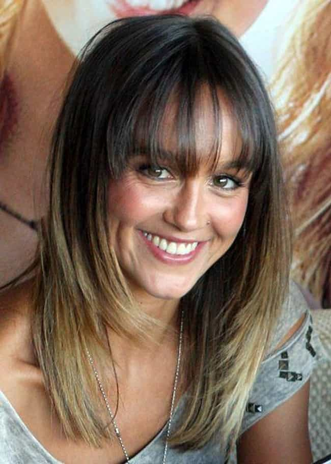 Read More About Sharni V... is listed (or ranked) 3 on the list Every Man Sharni Vinson Has Dated