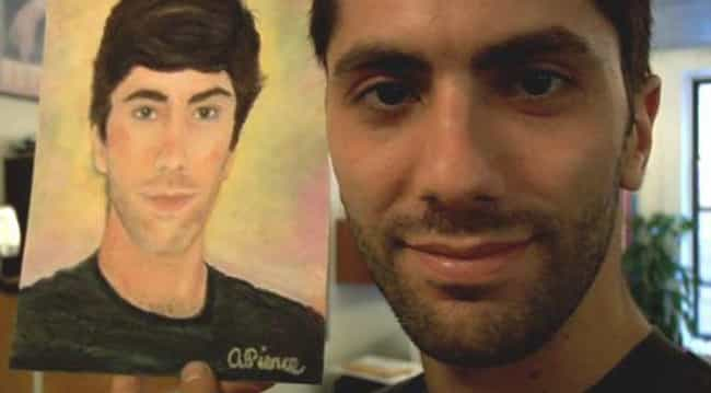 Nev Carried On An Intima... is listed (or ranked) 2 on the list How 'Catfish' Changed Eight People's Lives And Rewired Our Understanding Of Online Existence