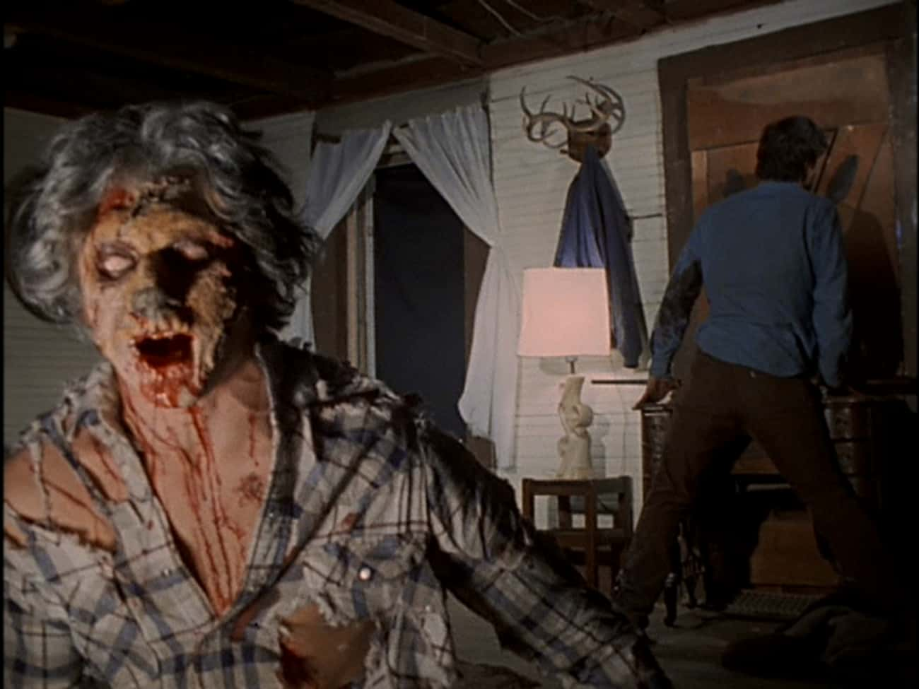 'The Evil Dead' Was Classified As A 'Video Nasty'