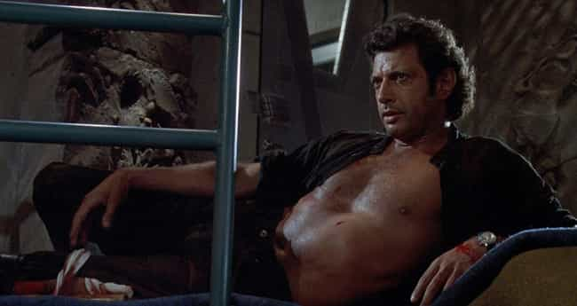 Ian Malcolm Gets Mauled By The... is listed (or ranked) 1 on the list Dark Moments From The Book That Didn't Make It Into 'Jurassic Park'