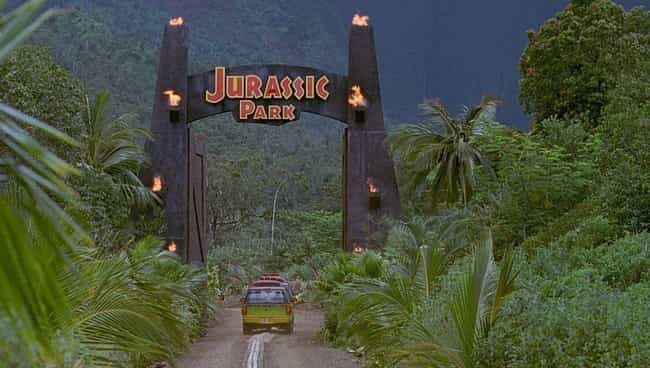 The Novel Features A Rather In... is listed (or ranked) 2 on the list Dark Moments From The Book That Didn't Make It Into 'Jurassic Park'
