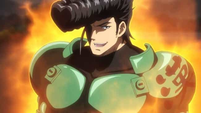 Bulat - 'Akame ga KILL' is listed (or ranked) 3 on the list 16 Anime Characters Who Are Total Bros