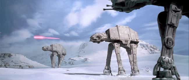 Assault On Hoth is listed (or ranked) 4 on the list Cinematography Of 'Star Wars': The Best Shots From The Entire 'Star Wars' Saga