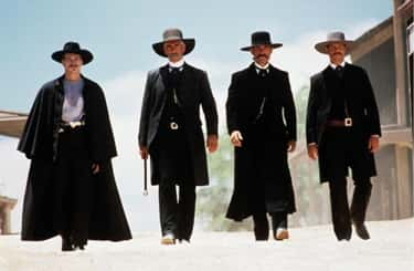 The Wild West Is Dominated By White Men