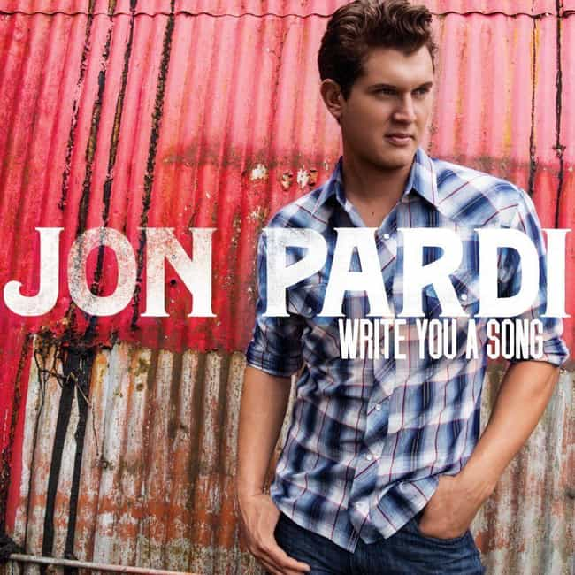 Write You a Song is listed (or ranked) 2 on the list The Best Jon Pardi Albums, Ranked