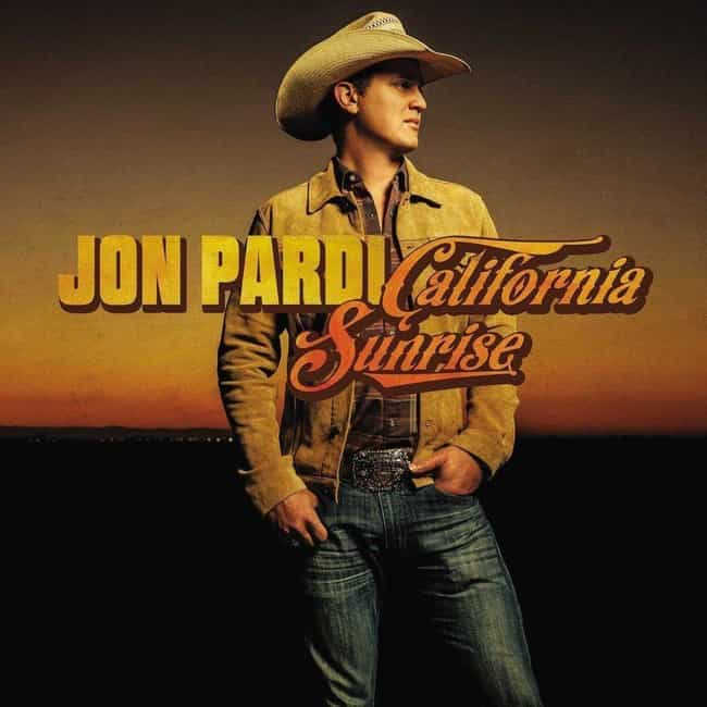 California Sunrise is listed (or ranked) 3 on the list The Best Jon Pardi Albums, Ranked