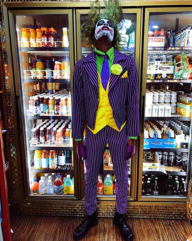 The Clown Prince Of Pinstripes is listed (or ranked) 2 on the list The Best Joker Halloween Costumes