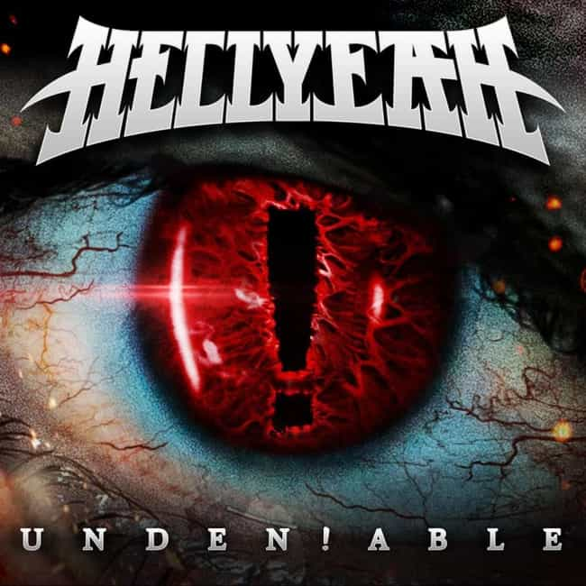 Unden!able is listed (or ranked) 3 on the list The Best Hellyeah Albums, Ranked