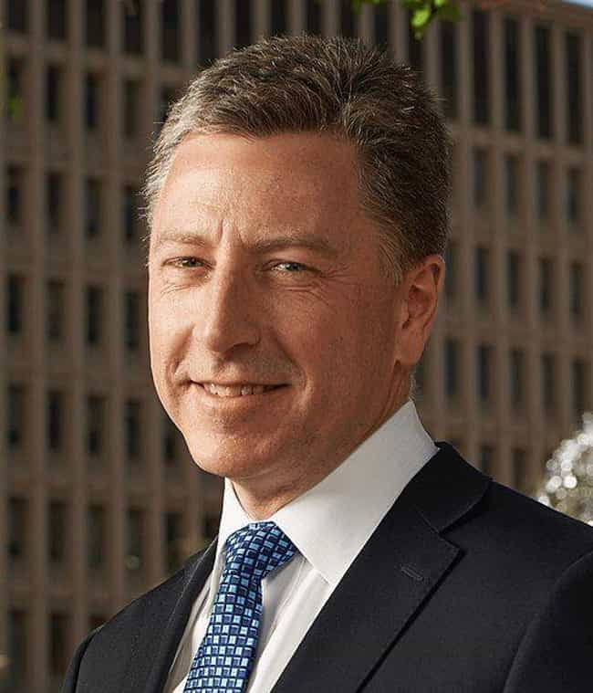 Kurt Volker - Resigned is listed (or ranked) 69 on the list Everyone Who Has Been Fired Or Resigned From The Trump Administration So Far