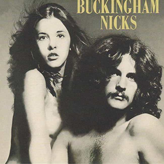 Nicks And Buckingham Met... is listed (or ranked) 1 on the list Fascinating Stories From Stevie Nicks's Love Life