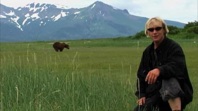 He Set Up His Camp Directly In... is listed (or ranked) 3 on the list Everything That Had To Go Wrong For 'Grizzly Man' Timothy Treadwell To Meet His Fate