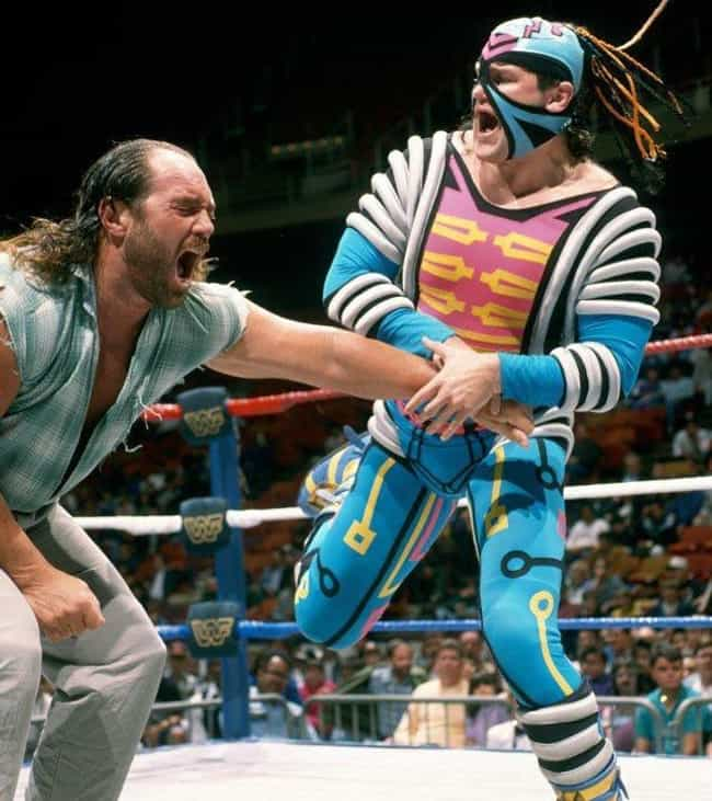 Max Moon is listed (or ranked) 2 on the list The Dumbest Wrestling Costumes Of All Time