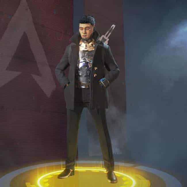 Hired Gun is listed (or ranked) 1 on the list The Best Crypto Skins In 'Apex Legends'