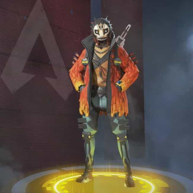 Rising Phoenix is listed (or ranked) 3 on the list The Best Crypto Skins In 'Apex Legends'