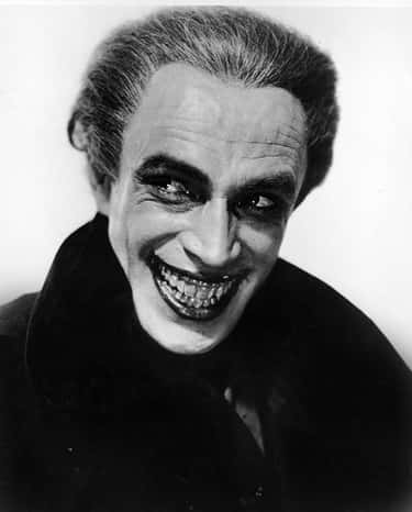 The Original Joker Was Directly Inspired By Conrad Veidt In 'The Man Who Laughs'