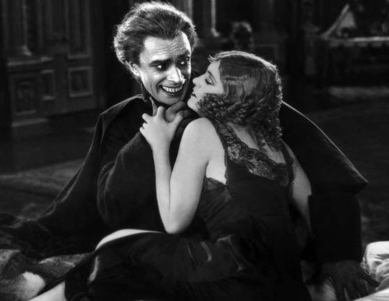 'The Man Who Laughs' Informs The Joker's Characterization