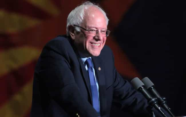 Bernie Sanders Is Hospitalized... is listed (or ranked) 4 on the list Things That Were A Thing: October 2019 Edition