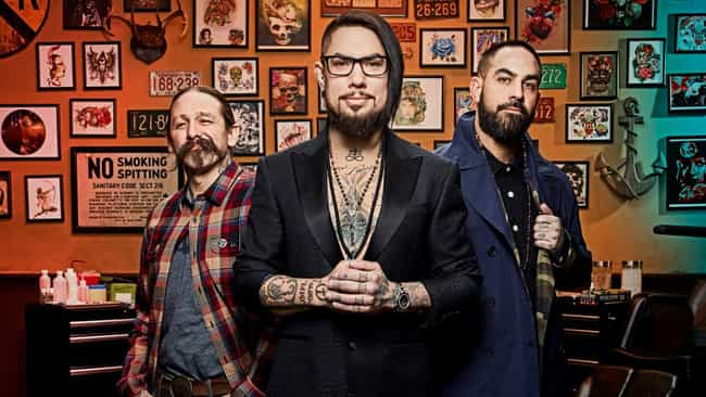 Ink Master - Season 9 is listed (or ranked) 6 on the list The Best Seasons of 'Ink Master'