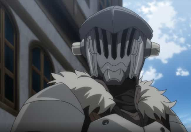 The Goblin Slayer Isn't Going ... is listed (or ranked) 1 on the list 15 Anime Characters Who Don't Get The Respect They Deserve