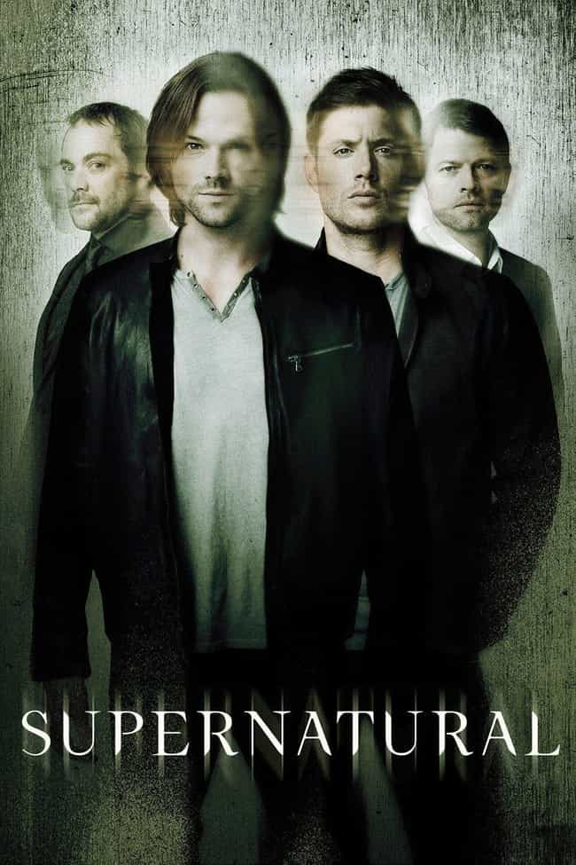 Supernatural - Season 11... is listed (or ranked) 8 on the list The Best Seasons of 'Supernatural'