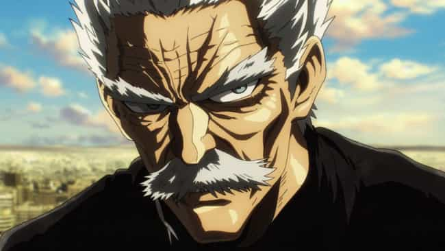Silverfang (Bang) is listed (or ranked) 1 on the list All S-Class Heroes In One Punch Man Ranked Best to Worst