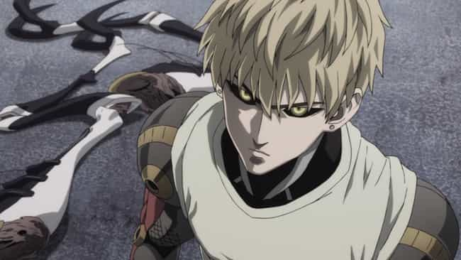 Genos is listed (or ranked) 3 on the list All S-Class Heroes In One Punch Man Ranked Best to Worst