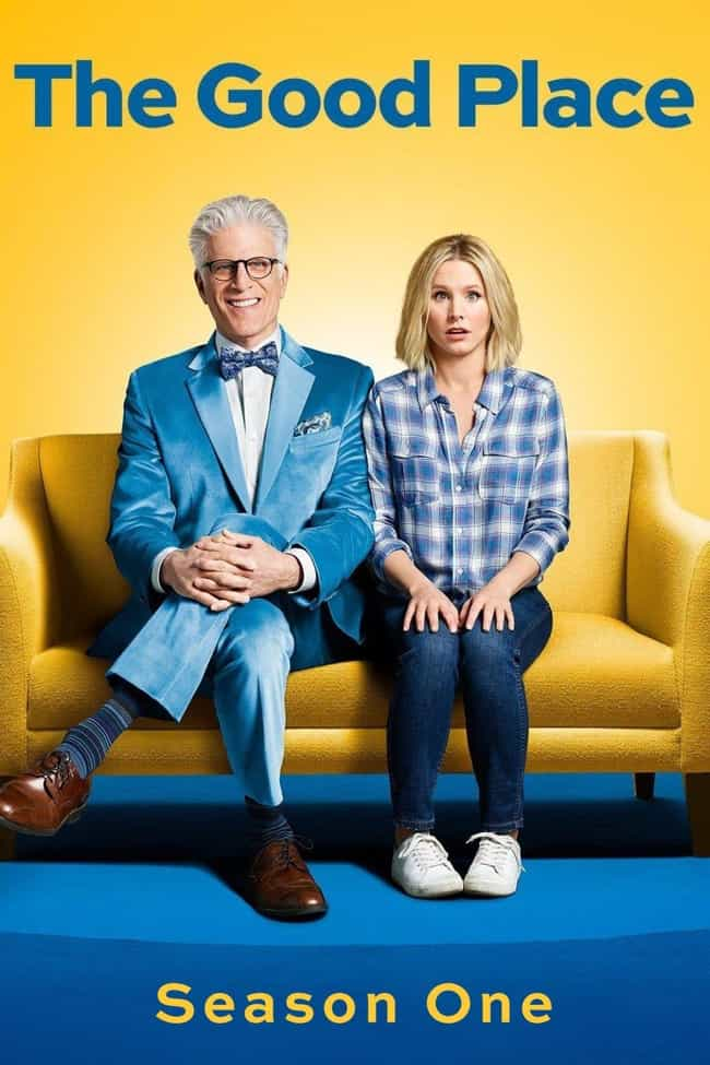 The Good Place - Season 1 is listed (or ranked) 1 on the list Ranking The Best Seasons of 'The Good Place'