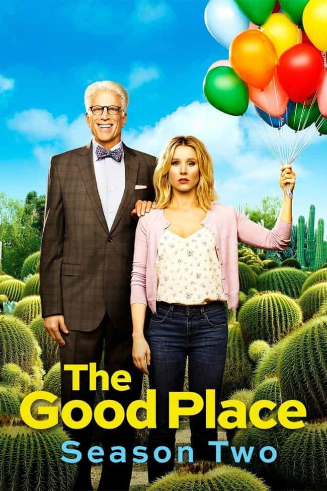 The Good Place - Season 2 is listed (or ranked) 2 on the list Ranking The Best Seasons of 'The Good Place'