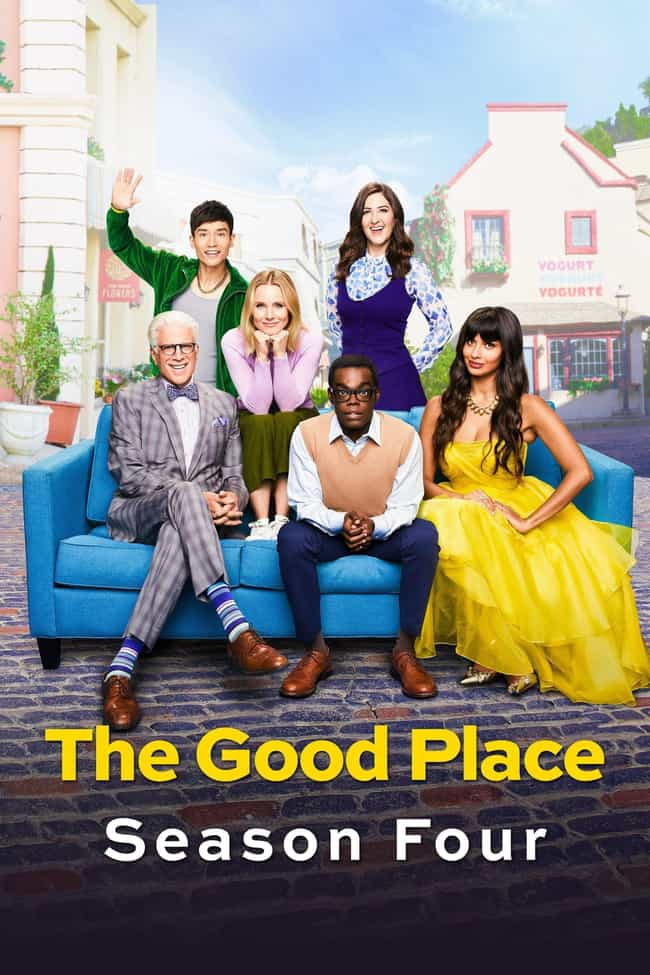 The Good Place - Season 4 is listed (or ranked) 4 on the list Ranking The Best Seasons of 'The Good Place'