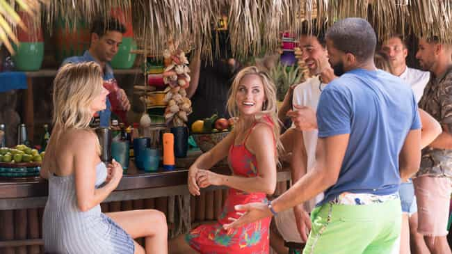 Bachelor in Paradise - Season ... is listed (or ranked) 2 on the list Ranking The Best Seasons of 'Bachelor In Paradise'