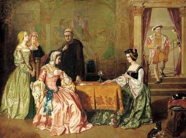 Her Time In Henry VIII's Court... is listed (or ranked) 1 on the list 12 Dramatic Facts About The Life Of Mary Boleyn, The Other Boleyn