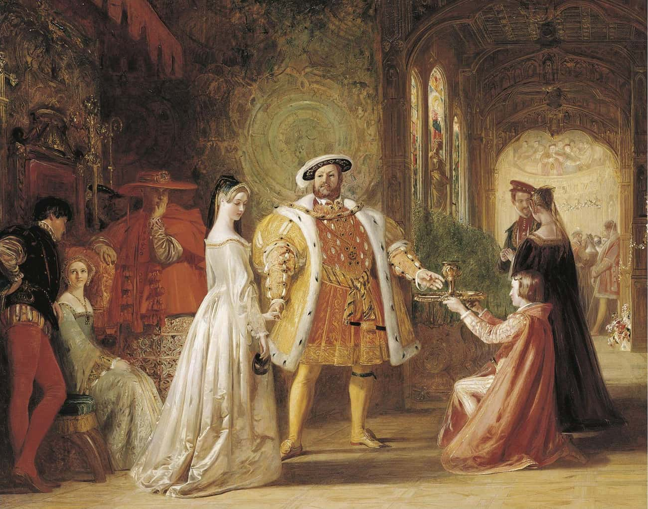 Mary Was Henry VIII's Lover Before Being Displaced By Her Sister