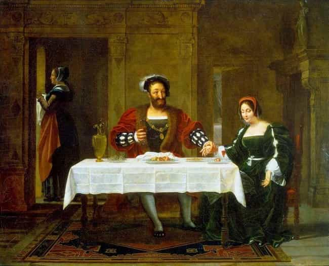 Mary Was The Mistress To Not O... is listed (or ranked) 4 on the list 12 Dramatic Facts About The Life Of Mary Boleyn, The Other Boleyn