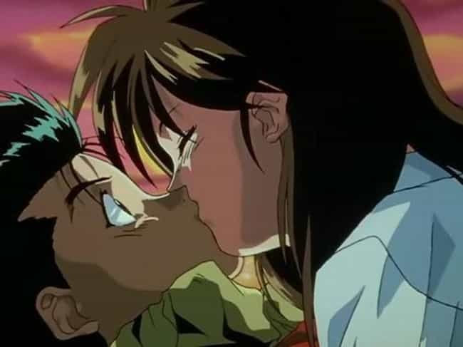Keiko Yukimura & Yusuke Urames... is listed (or ranked) 2 on the list 15 Anime Couples That Prove Opposites Attract